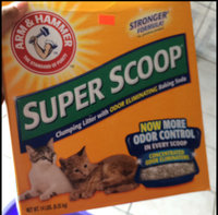 ARM & HAMMER™ Naturals Clumping Litter uploaded by Stephanie F.