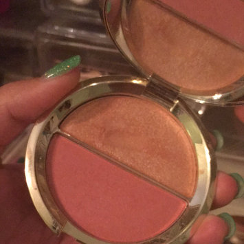 BECCA x Jaclyn Hill Champagne Splits Shimmering Skin Perfector + Mineral Blush Duo uploaded by Amanda M.