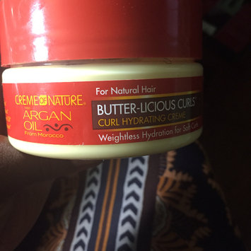 Photo of Creme of Nature with Argan Oil Butter-licious Curls uploaded by memory l.