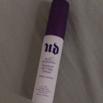 Urban Decay All Nighter Long-Lasting Makeup Setting Spray uploaded by Lehxi F.