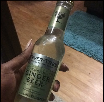 Photo of Fever-tree Fever Tree Premium Ginger Beer uploaded by Lonnesha D.