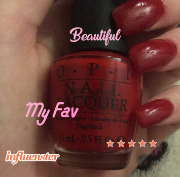 OPI Nail Lacquer uploaded by Serena H.