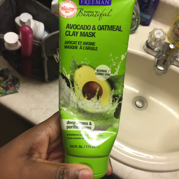 Freeman Beauty Feeling Beautiful™ Avocado & Oatmeal Clay Mask uploaded by Aleah G.