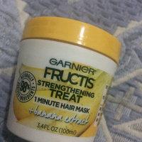 Garnier Fructis Strengthening Treat 1 Minute Hair Mask + Banana Extract uploaded by Stefany B.