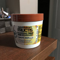 Garnier Fructis Nourishing Treat 1 Minute Hair Mask + Coconut Extract uploaded by Nicole L.