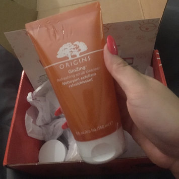 Origins GinZing™ Refreshing Scrub Cleanser uploaded by Paige N.