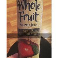 Whole Fruit® Frozen Organic Juice uploaded by Joanie C.