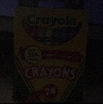 Photo of Crayola 24ct Crayons uploaded by Elizabeth R.