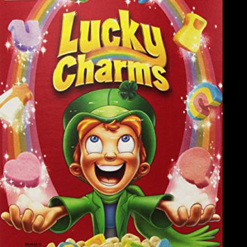 Lucky Charms Cereal uploaded by Barbara S.
