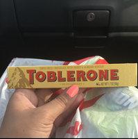 Toblerone Swiss Milk Chocolate uploaded by Adelina G.
