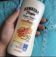 Hawaiian Tropic Sheer Touch Sunscreen Lotion uploaded by Yari M.