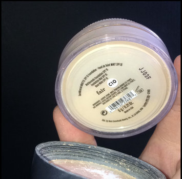 Photo of bareMinerals MATTE Foundation Broad Spectrum SPF 15 uploaded by Lucy C.