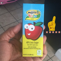 Mott's® for Tots Apple uploaded by Yisel C.