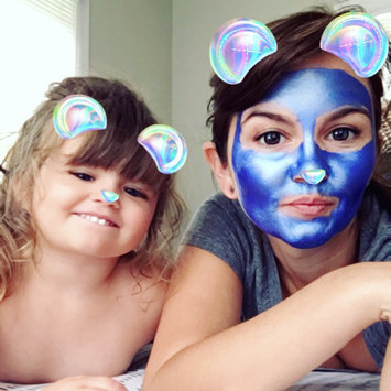 GLAMGLOW GRAVITYMUD™ Firming Treatment Sonic Blue Collectible Edition Tails uploaded by Courtney G.