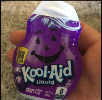 Photo of KOOL-AID Grape Liquid Drink Mix uploaded by Megan C.