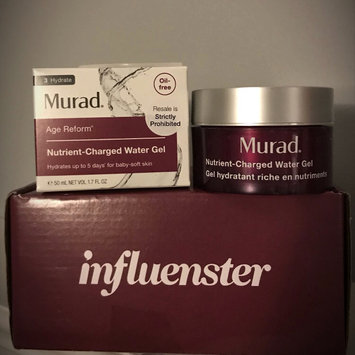 Photo of Murad Nutrient-Charged Water Gel uploaded by Tina F.