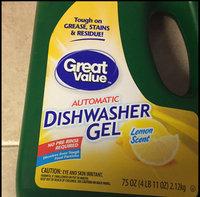Great Value Dishwashing Detergent uploaded by Katherine V.