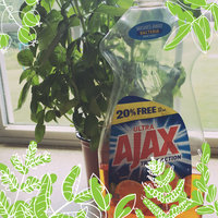 Ajax® Ultra Bleach Alternative Grapefruit Dish Liquid uploaded by Elle m.