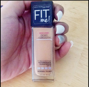 Maybelline Fit Me® Foundation uploaded by Paola M.