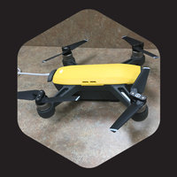 Drone CP. PT.000732 Spark Sunrise Yellow Retail uploaded by Ivan T.
