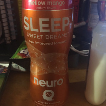 Neuro Water Neuro Sleep - Mellow Mango 14.5oz uploaded by Katlyn M.
