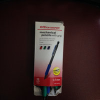 Office Depot(R) Brand Mechanical Pencils With Comfort Grip, 0.7mm, Pack Of 12 uploaded by Nka k.