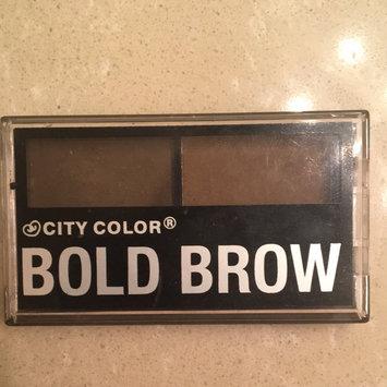 CITY COLOR COSMETICS Brow Quad - Medium uploaded by Lauren C.