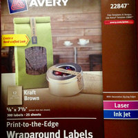 Avery AVE22847 Kraft Brown Label Strip Pack of 300 uploaded by Nka k.