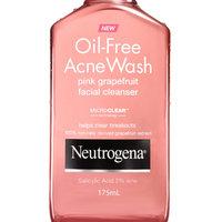 Neutrogena Oil-Free Acne Wash uploaded by Carla C.