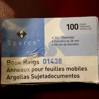Sparco Products Book Ring, 1-1/2