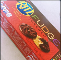 Nabisco RITZ Crackers Fudge Covered uploaded by Cristal P.