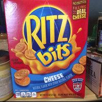 Nabisco® Ritz Bits Cheese Cracker Sandwiches uploaded by Deborah C.