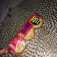 Nabisco RITZ Bits Peanut Butter Cracker Sandwiches uploaded by Sophia L.