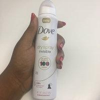 Dove® Invisible Antiperspirant Dry Spray Sheer Fresh uploaded by Stephanie O.