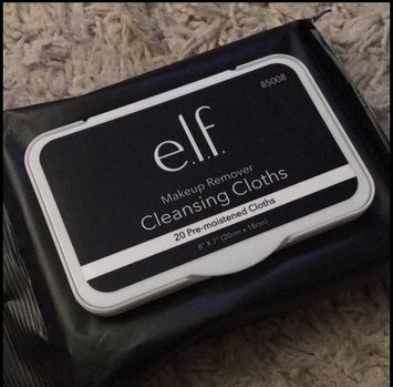 e.l.f. Studio Makeup Remover Cleansing Cloths uploaded by Joy-Sahai B.