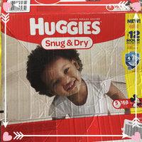 Huggies® Snug & Dry Diapers uploaded by Christine M.