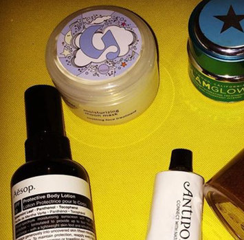 Photo of Glossier Moisturizing Moon Mask uploaded by Rania Z.
