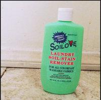 Soilove Laundry Soil stain Remover Soilove Laundry Soil-stain Remover 16 oz(2 Pack Special!!!!!!) uploaded by Tania R.