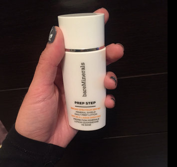 Photo of bareMinerals Prep Step SPF 50 Mineral Shield Daily Prep Lotion uploaded by Ivonne C.