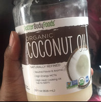 Betterbody Foods ORGANIC COCONUT Naturally Refined OIL 56oz. uploaded by Brianna L.