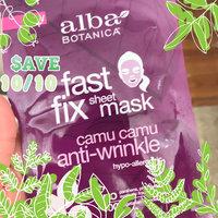 Alba Botanica Fast Fix Sheet Mask Camu Camu Anti-Wrinkle uploaded by Leidy Johana Z.