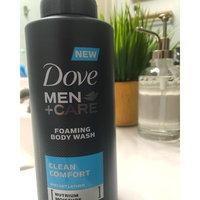 Dove Men+Care Clean Comfort Foaming Body Wash uploaded by Antony D.