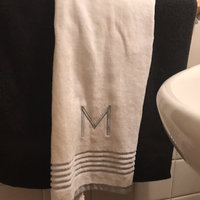 SONOMA Goods for Life™ Everyday Monogramed Hand Towel, White uploaded by Margaux M.