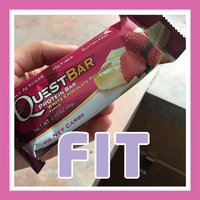 QUEST NUTRITION White Chocolate Raspberry Protein Bar uploaded by Leidy Johana Z.