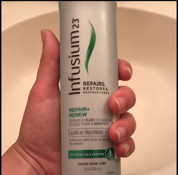 Infusium 23 Repair & Renew Leave-In Treatment uploaded by amanda m.