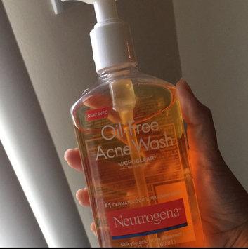 Neutrogena Oil-Free Acne Wash uploaded by Kimberlee L.