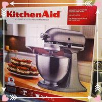 KitchenAid Classic 4.5 Qt Stand Mixer- Silver KSM75 uploaded by Christine M.