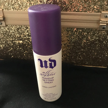 Urban Decay All Nighter Long-Lasting Makeup Setting Spray uploaded by Karri P.