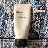 AHAVA Time To Clear Rich Cleansing Cream uploaded by Anna Z.