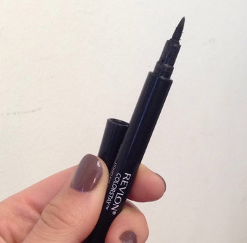 Photo of Pack of 2-Revlon ColorStay Liquid Eyeliner Pen 01 Blackest Black, (Uncarded) uploaded by Lyssa B.